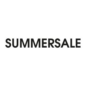 Bedrijfssticker | Summersale | Zwart