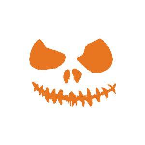 Halloween Skelet Gezicht